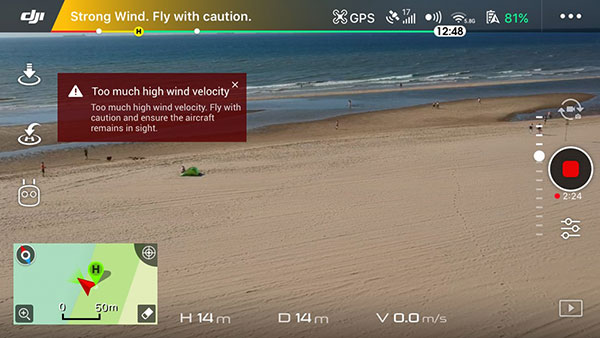 Prevent a Crash or Flyaway with Your DJI Drone (The Complete